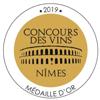 Médaille d'Or et Coup de Cœur du Jury